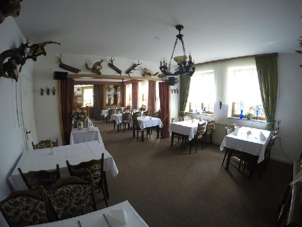 Hotel-Restaurant nabij Rursee en Nationalpark Eifel foto 2