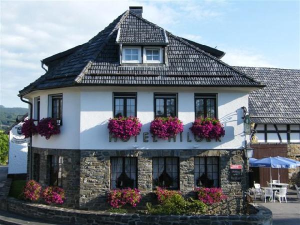 Hotel-Restaurant nabij Rursee en Nationalpark Eifel