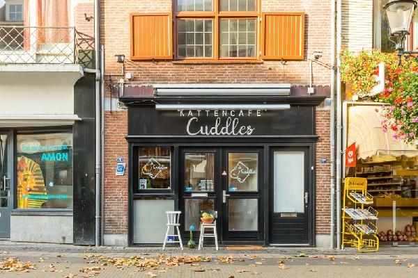Casco horeca/winkel pand Parade Venlo foto 1