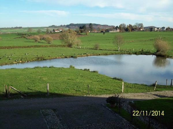 B&B / Herberg / schitterende boerderij met vakantie appartement - geweldige ligging en uitzicht (Vaals - Lemiers - Holset) foto 3
