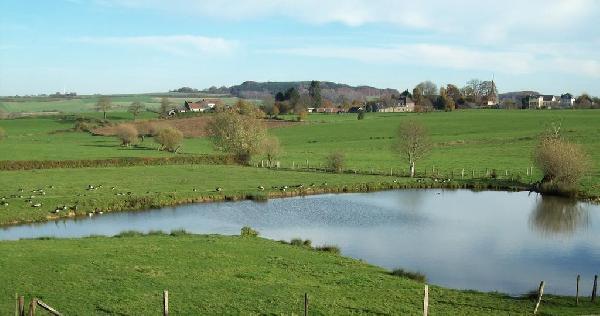 B&B / Herberg / schitterende boerderij met vakantie appartement - geweldige ligging en uitzicht (Vaals - Lemiers - Holset) foto 4